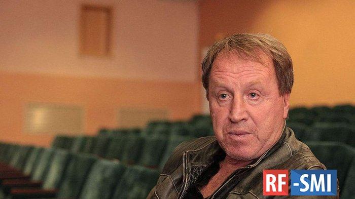 Актер Владимир Стеклов заболел коронавирусом.