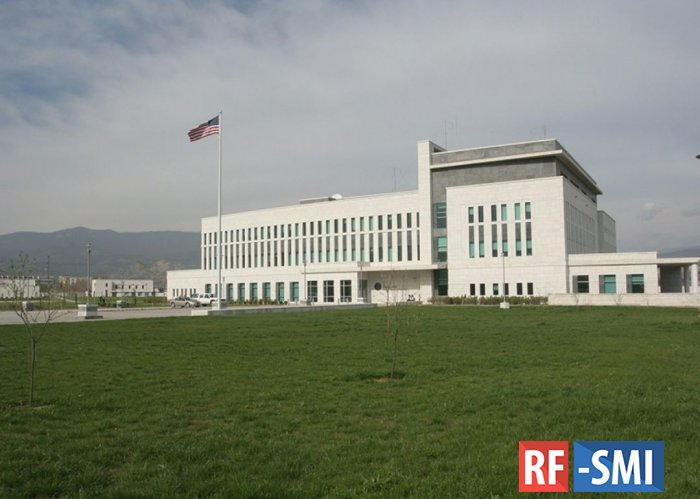 В Вашингтоне рассердились на правящую партию Грузии