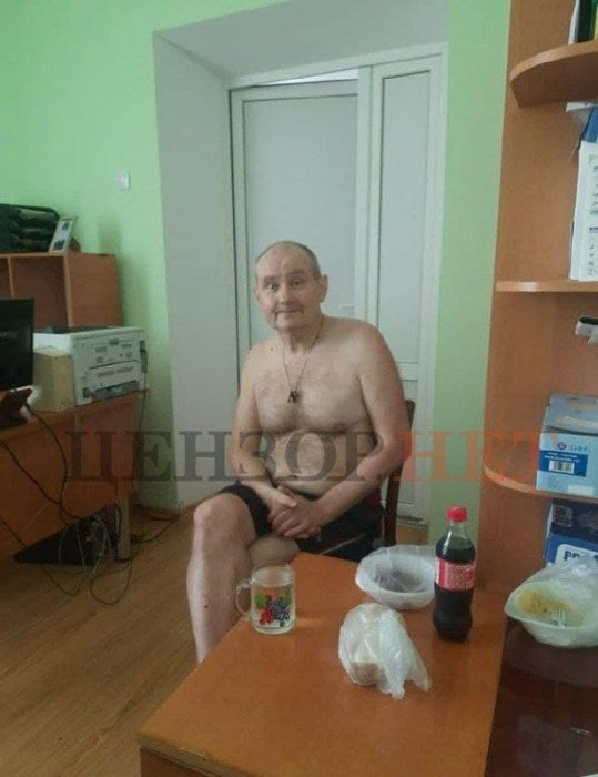 Беглого судью Чауса, которого якобы похитили из Молдовы, нашли