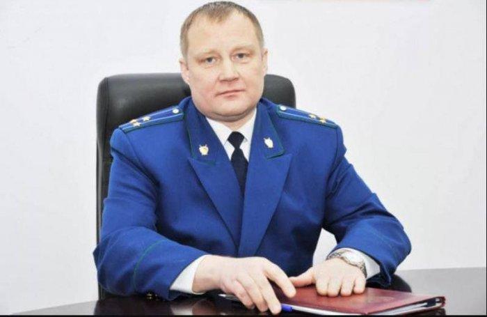 В Самаре задержан прокурор Сызрани Вадим Федорин