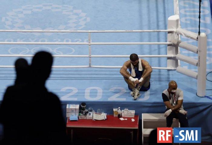 Французский боксёр Мурад Алиев устроил забастовку на Олимпиаде