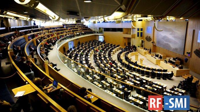 В парламенте Швеции обеспокоены ситуацией с ядерным оружием Китая
