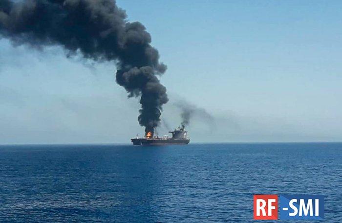 Глава МИД Израиля обсудил с Блинкеном  атаку на танкер Японии
