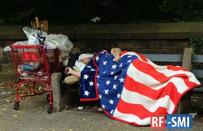 В США закончился мораторий на выселение неплатежеспособных лиц