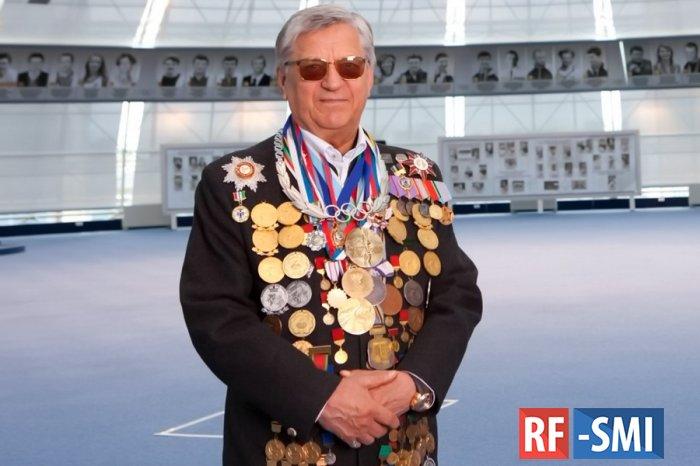 Тихонов осудил Белорусскую ассоциацию гимнастики за оскорбления России