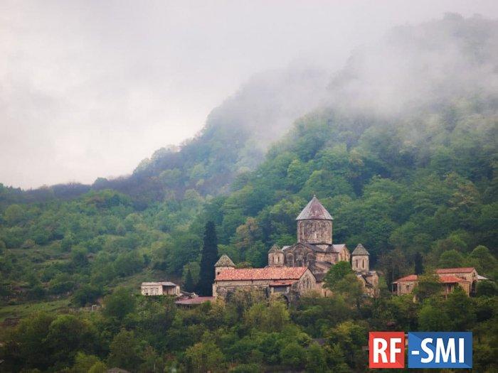 ЮНЕСКО озаботилась состоянием монастыря Гелати в Грузии