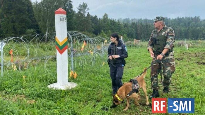 Еврокомиссия не будет финансировать строительство стены на границе Белоруссии и Литвы