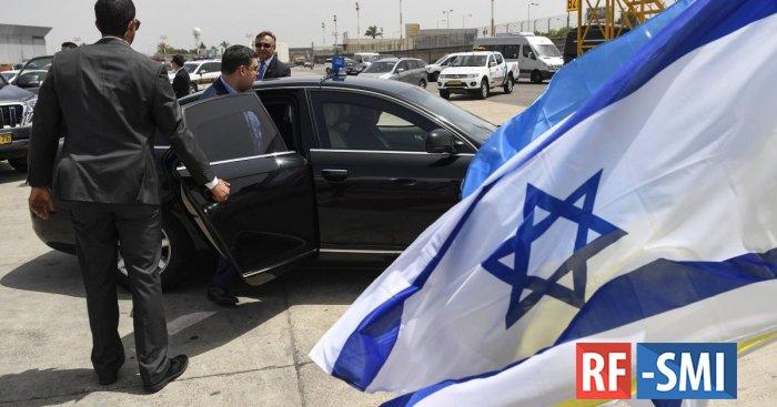 Израиль отозвал главу своей дипмиссии в Польше