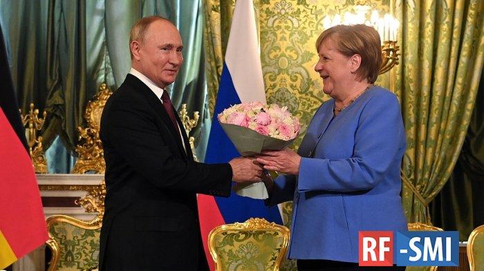 Путин и Меркель: главные итоги 16-ти летних отношений