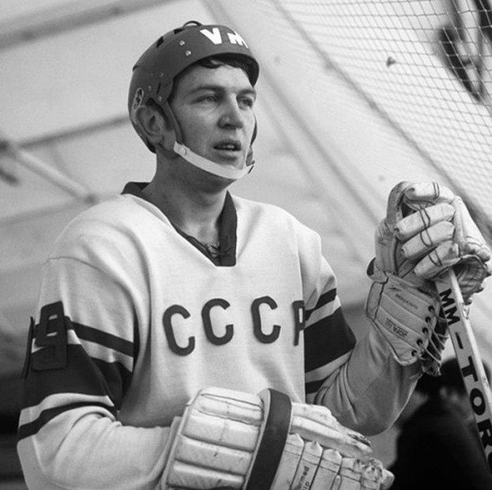 Скончался всемирно известный хоккеист-легенда Володя Шадрин