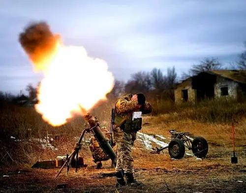 ВСУ обстреляли пригород Донецка из минометов в христианский праздник