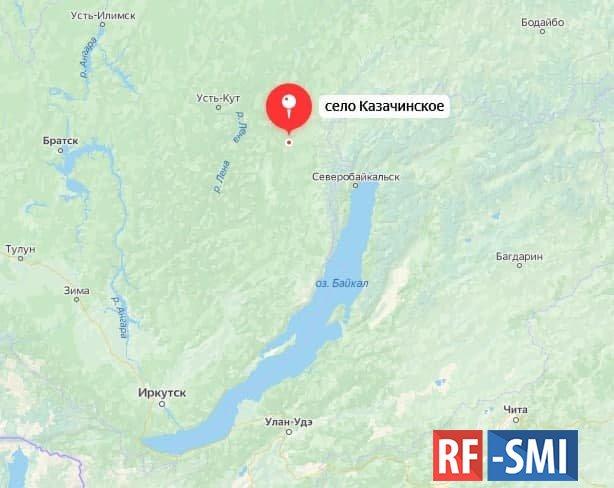 Пассажирский самолёт L-410 совершил жёсткую посадку в Иркутской области