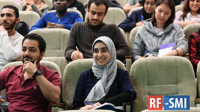 Россия увеличивает количество бюджетных мест для студентов из СНГ