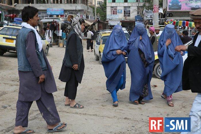 Британский спецназ бежал из Афганистана переодевшись женщинами