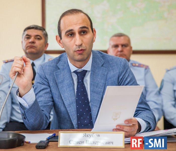 Экс-зампрокурора Подмосковья назначен главой дочерней компании «Ростеха»