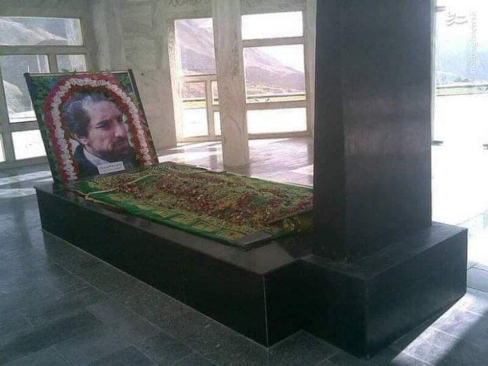 Талибы* восстановили мавзолей Ахмад Шаха Масуда в Панджшере