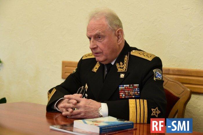 Ветераны просят Шойгу присвоить заание Героя России адмиралу Касатонову