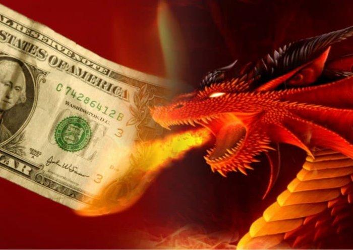 Китай ускоряет процедуру выхода из доллара: заплатят британцы
