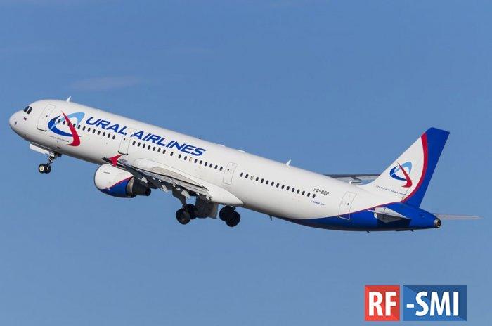 На борту самолета, летевшего из Турции в Екатеринбург, умерла пассажирка
