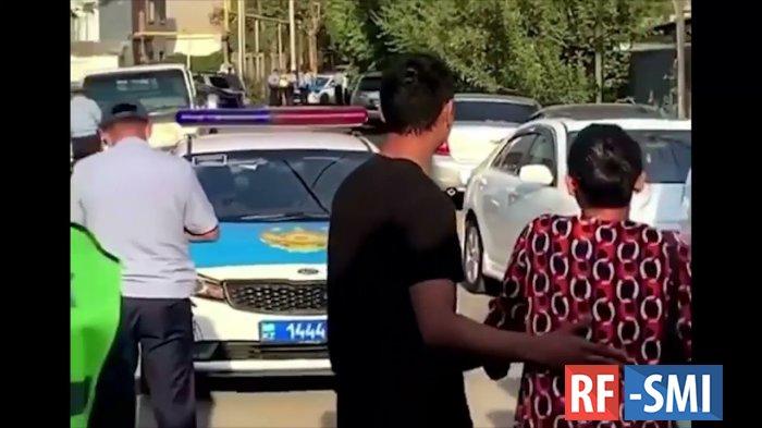 Пять человек погибли при стрельбе в Алма-Ате
