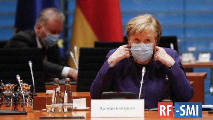 Деммер подвела итоги последних 4-х лет правления Ангелы Меркель