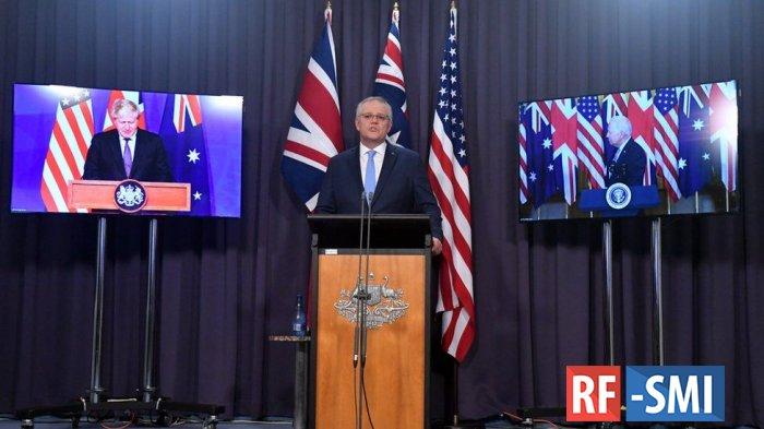 США поддерживают стремление Австралии создать атомный подводный флот