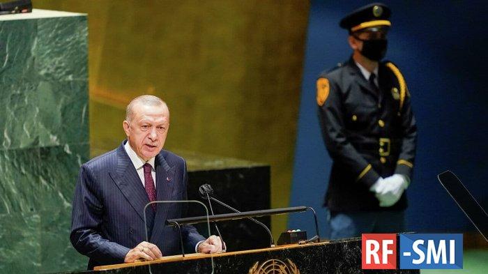 Эрдоган рассказал о «не очень хорошем начале» работы с Байденом