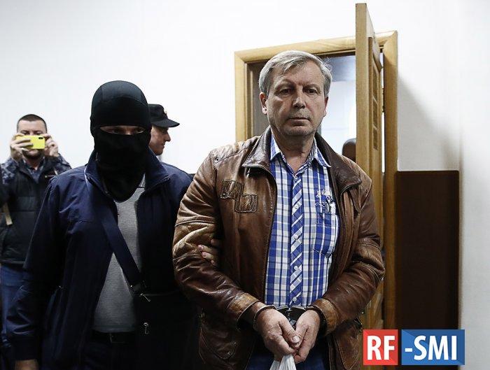 Экс-замглавы Пенсионного Фонда России получил срок