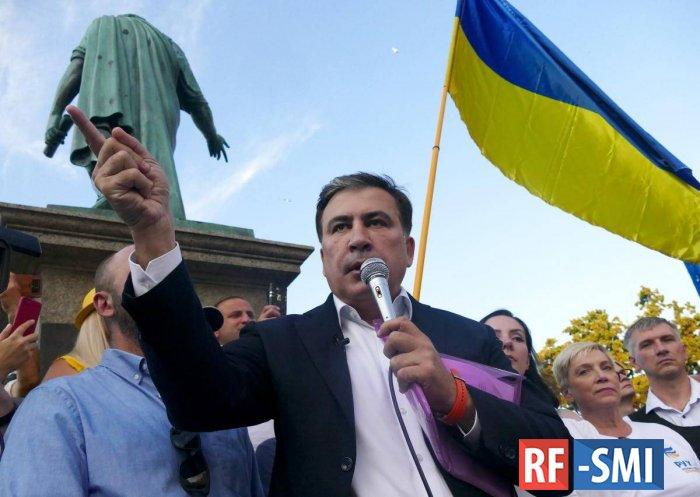 Саакашвили назвал Украину «отстойником» для преступников