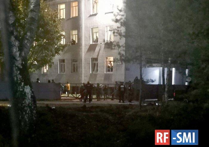 В литовском центре приема мигрантов умер ребенок