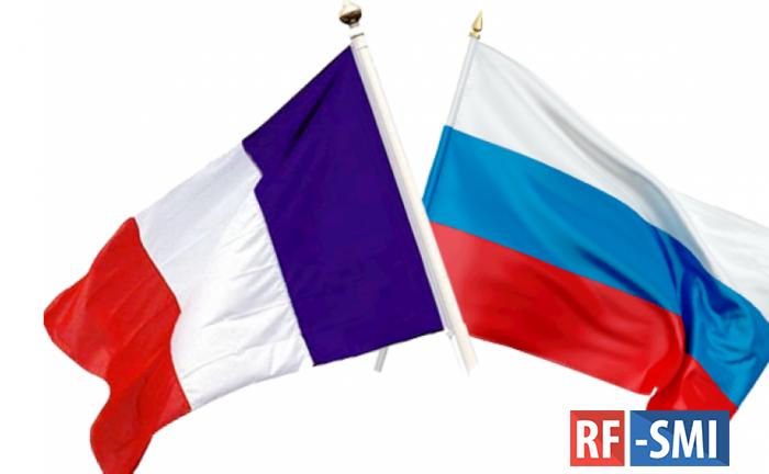 Шугалей убежден в развороте Франции в сторону диалога с Россией
