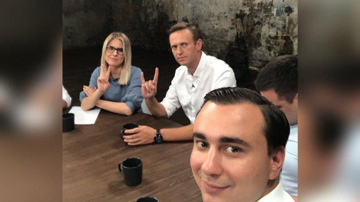 Поздравляем Алексея навального с новым уголовным делом