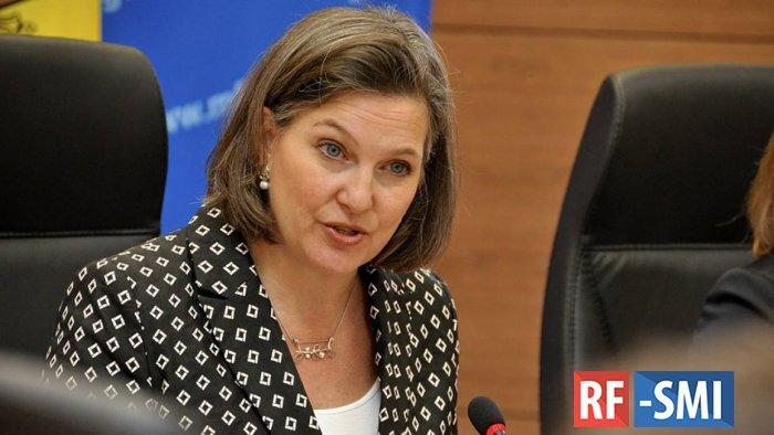 Виктория Нуланд назвала главную тему переговоров в Москве