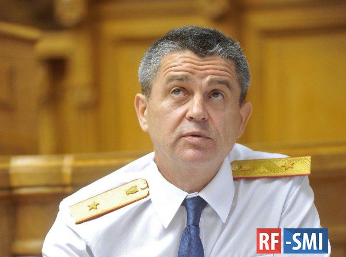 Скончался бывший официальный представитель СК Владимир Маркин.