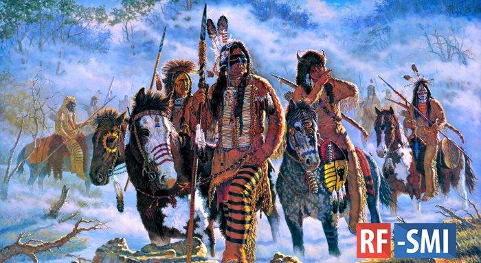 Мистика выборов в США: за Байдена голосовали древние индейцы